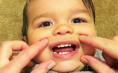 5 raisons pourquoi les dents de bébé sont si importantes