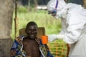 Patient d'Ebola