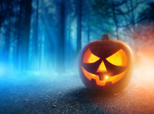 Halloween and oral health - Good and bad treats