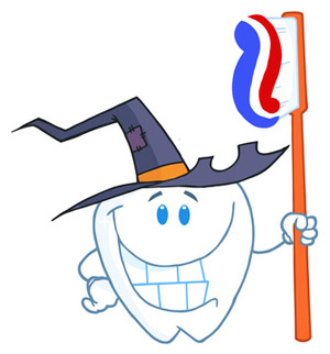 Image result for halloween and dental health