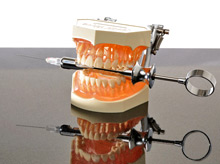 Dental anesthesia | Studio Dentaire