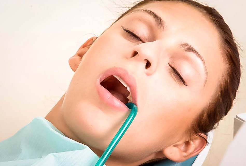 Anaesthetics and sedation for oral treatments