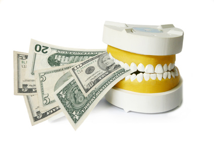 Teeth money