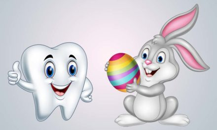 Easter tips for healthy teeth
