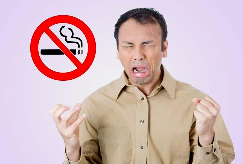 Pourquoi il ne faut pas fumer après une extraction dentaire?