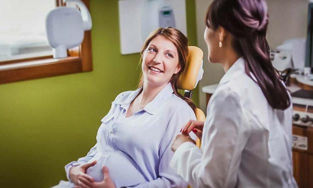 Grossesse et soins dentaires