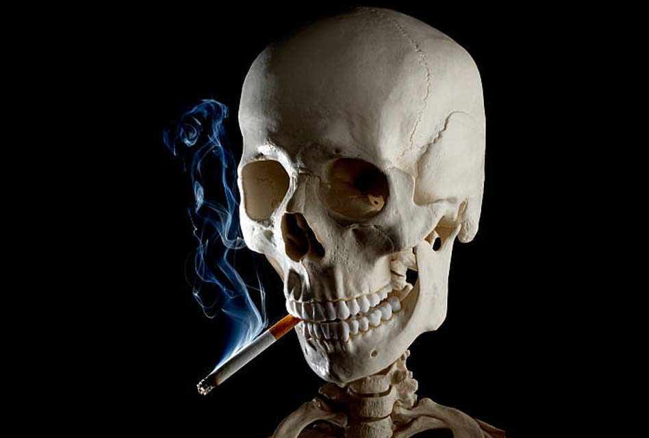 How does smoking affect overall health?