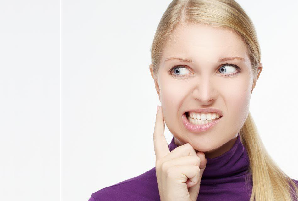 Comment traiter le grincement des dents?