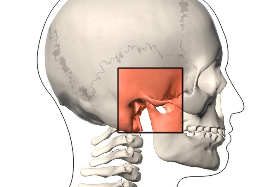 TMD (Pain and Cracking of the Jaw)